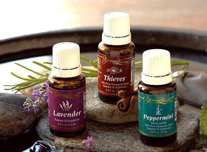 Genius Insight: Customized Library: Young Living Oils - INSIGHT HEALTH APPS