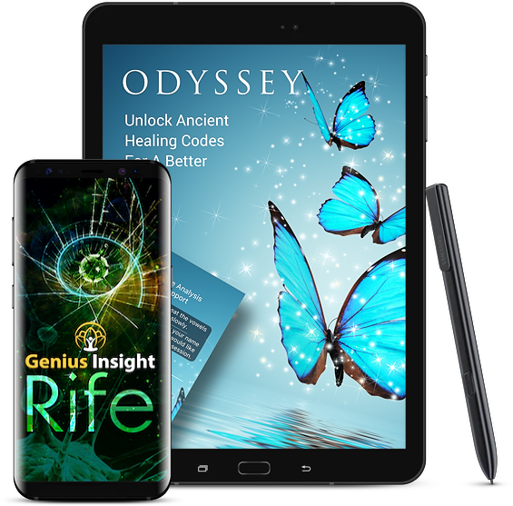 Odyssey App | Wearable PEMF & LED | Rife App - INSIGHT HEALTH APPS