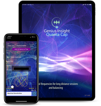 Insight Quanta Capsule App | Telemedicine | Home Balancing - INSIGHT HEALTH APPS