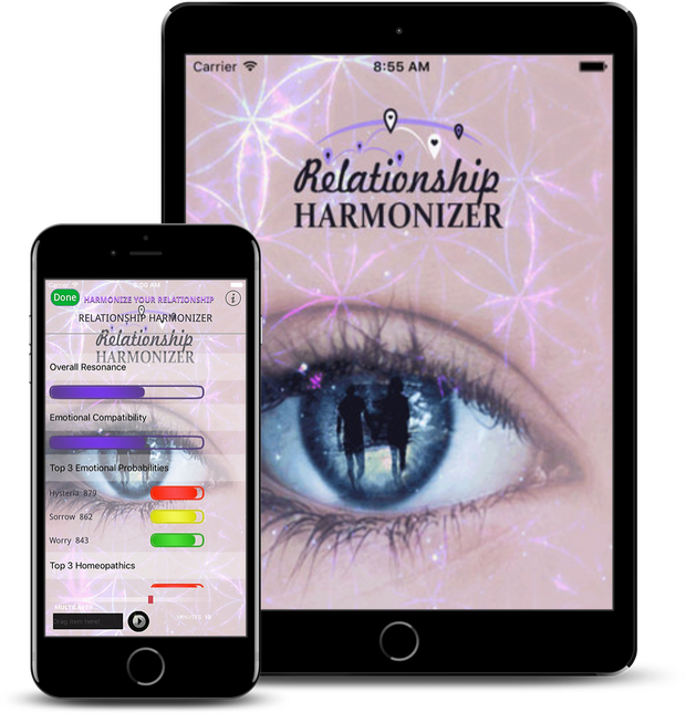 Relationship Harmonizer App | Heal Your Relationship | Are You Compatible? - INSIGHT HEALTH APPS