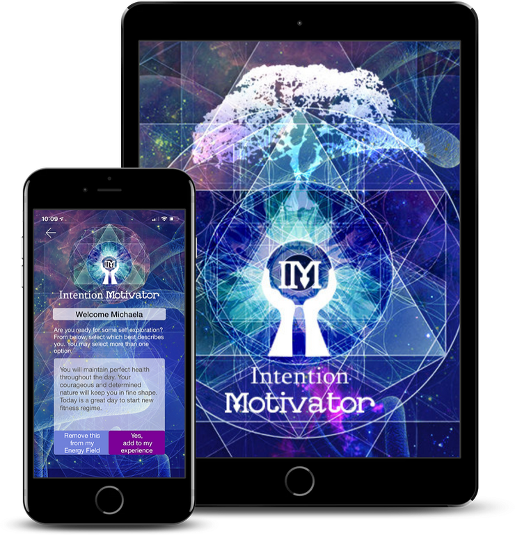 Intention Motivator App | Manifest Intention | Prayer Wheel | Balance - INSIGHT HEALTH APPS