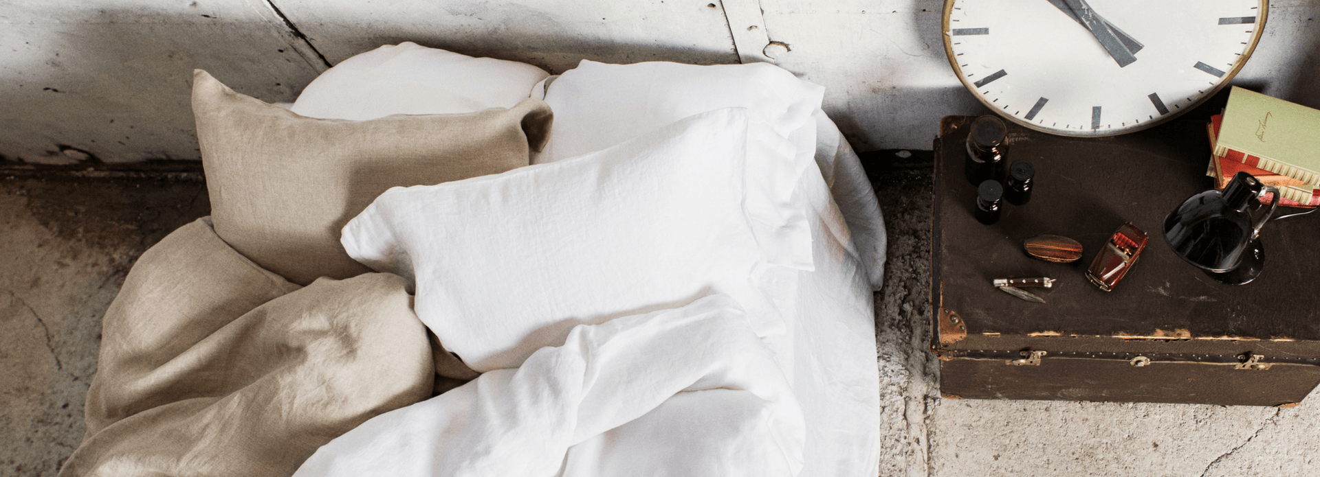 The Jesus Range: Scandinavian Bed Linen with a 50 Year Warranty