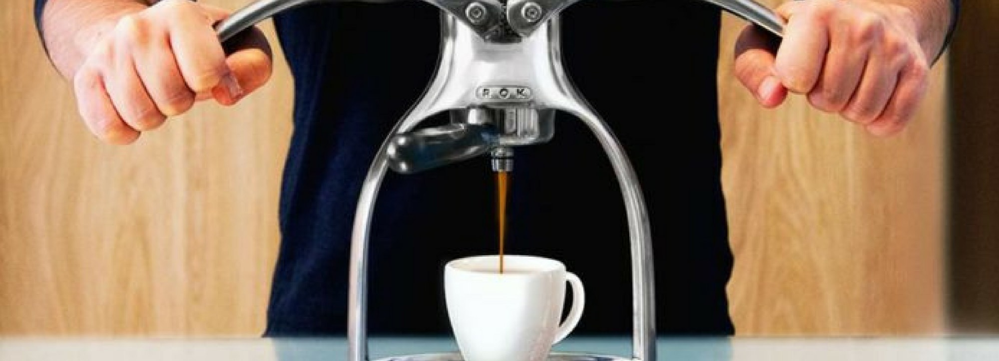 Brew the Best Espresso of Your Life with ROK