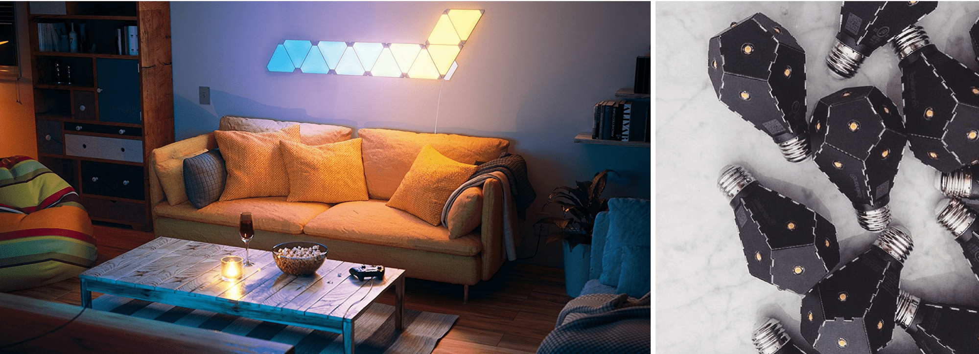 October Spotlight: Nanoleaf