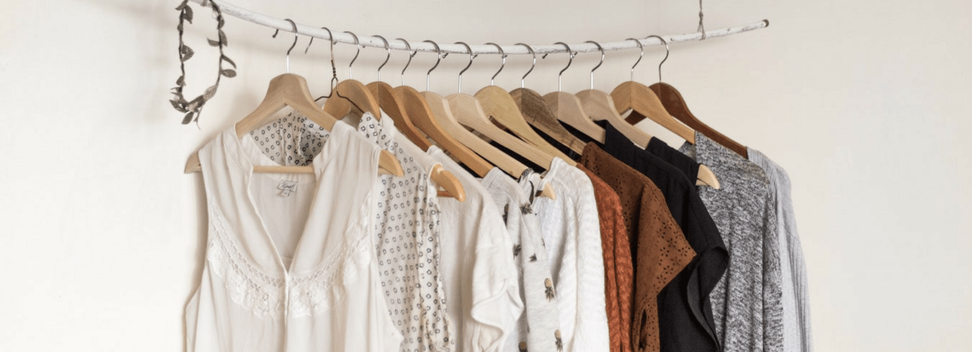 The Sustainable Wardrobe Part 1: Building a Capsule