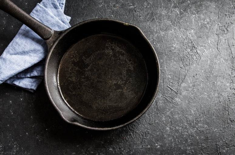 How to Care for Iron Pans