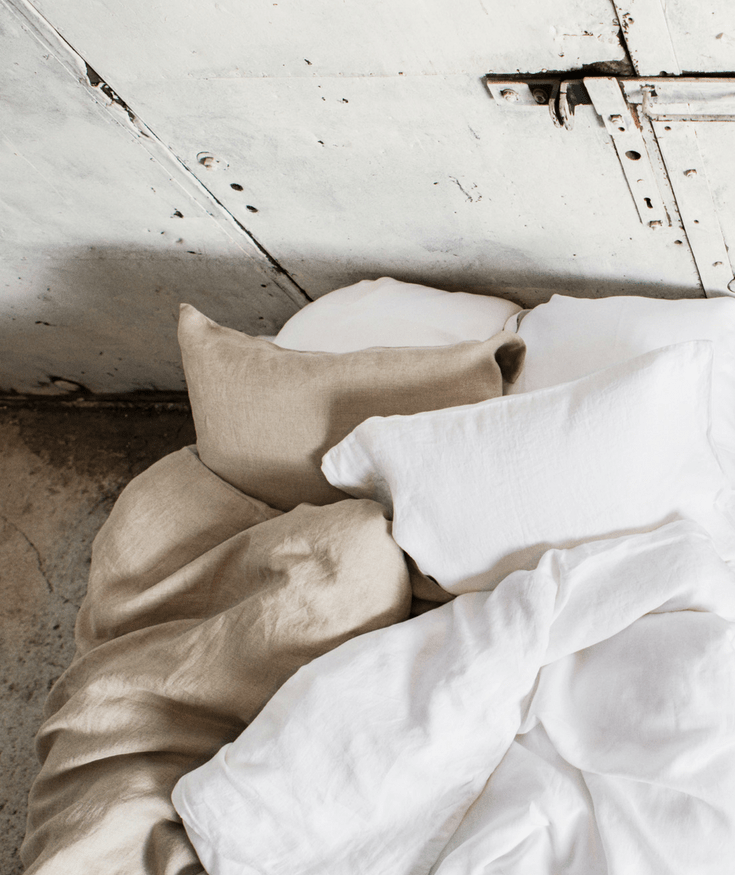 The Jesus Range: Scandinavian Bed Linen with a 50 Year Warranty | BuyMeOnce.com