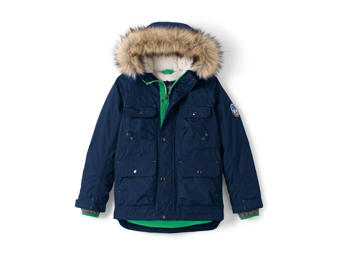 Lands End Expedition Parka