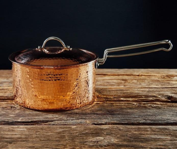 Artisan Copper Cookware