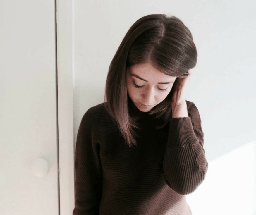 buymeonce.com curiously conscious blogger spotlight second-hand knitwear