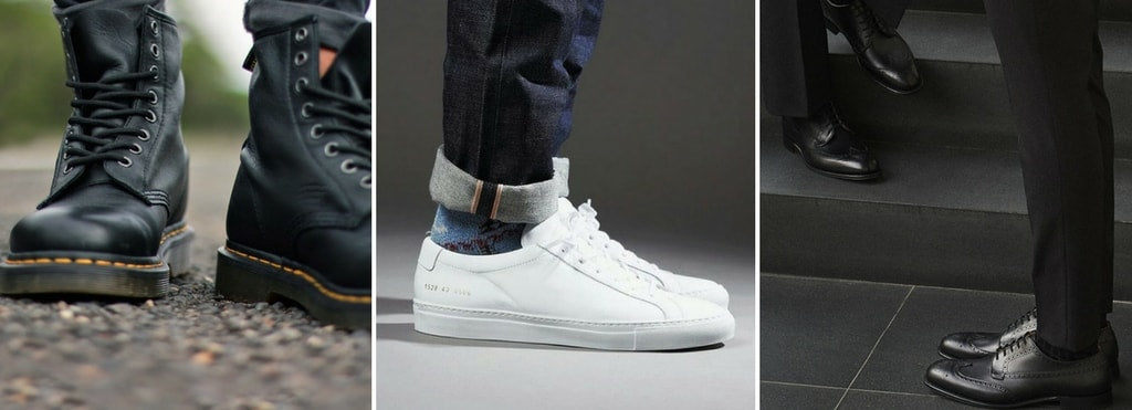 The Only Shoes You'll Ever Need to Buy | buymeonce.com