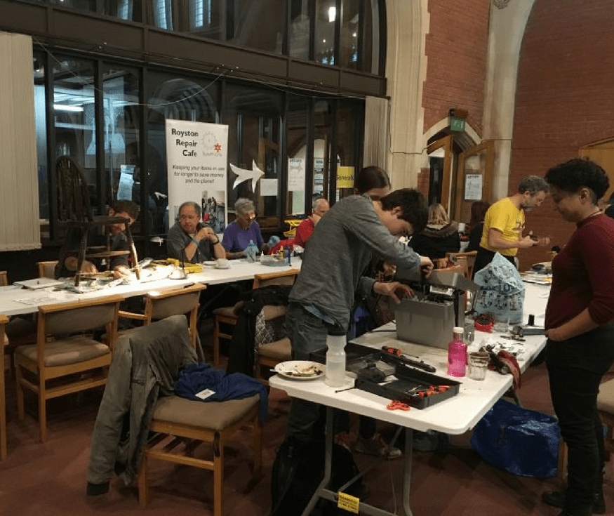 buymeonce.com repair cafe