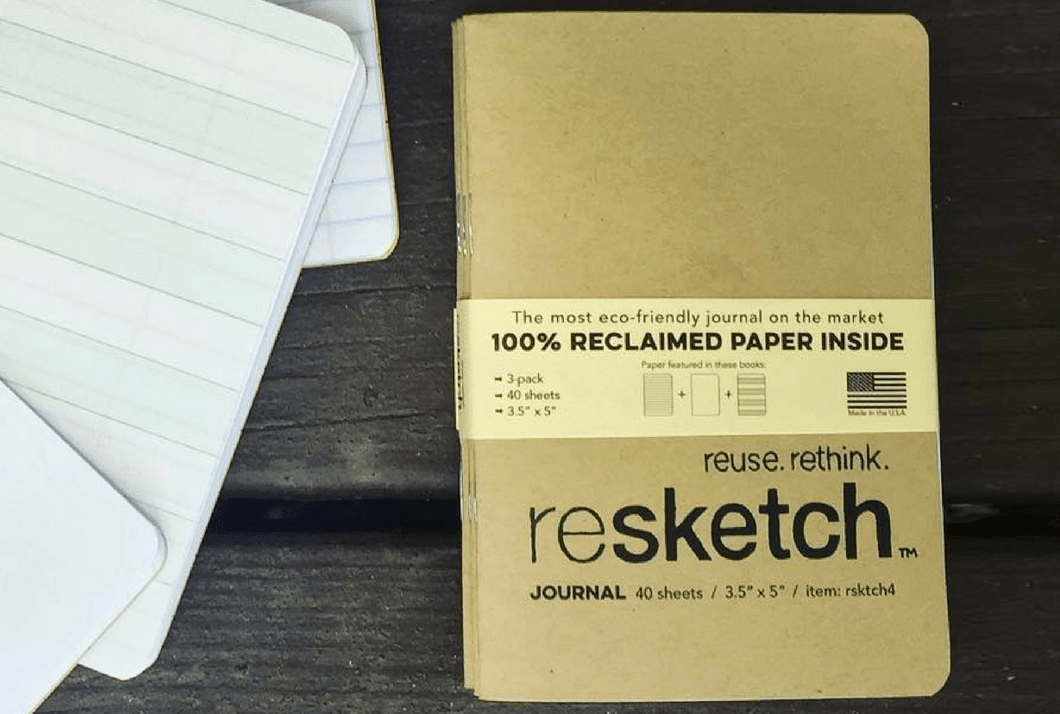 Star Product: Eco-Friendly Notebook
