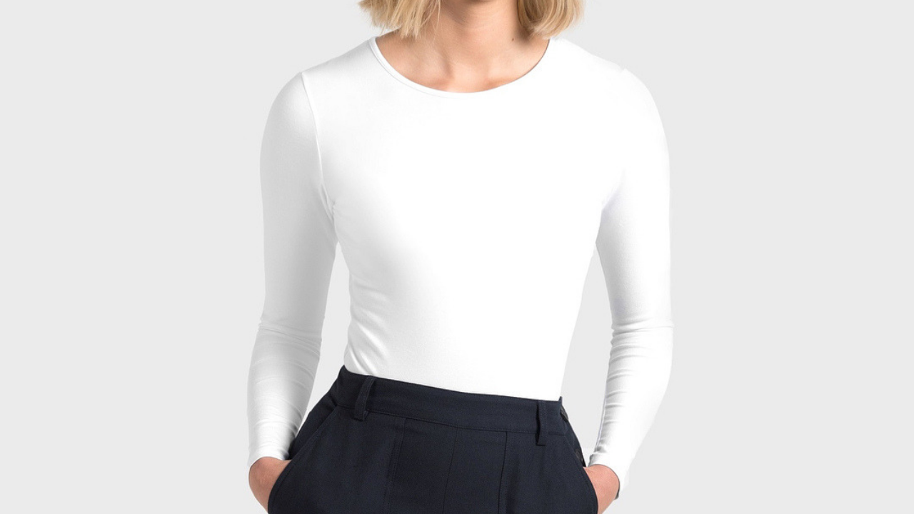 White T-Shirt Co. Bodysuit