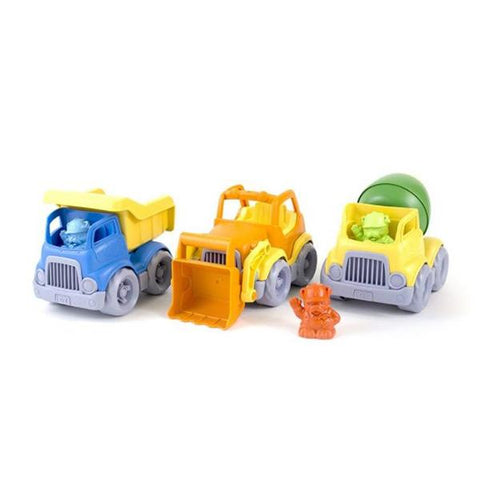 Construction Vehicle (3 Pack)