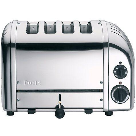 4-Slot Classic Toaster