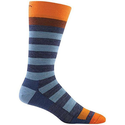 Men's Warlock Crew Light Cushion Hiking Socks