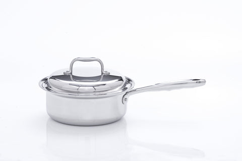 Stainless Steel 2 Quart Saucepan