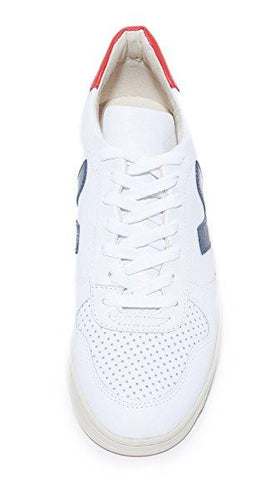 Men's V-10 Leather Sneakers