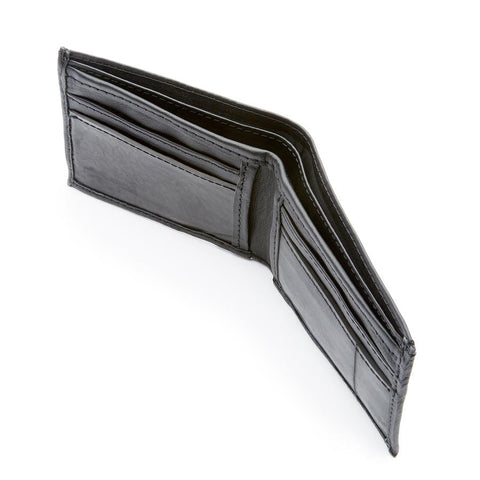 Michel Bifold Recycled Leather Wallet