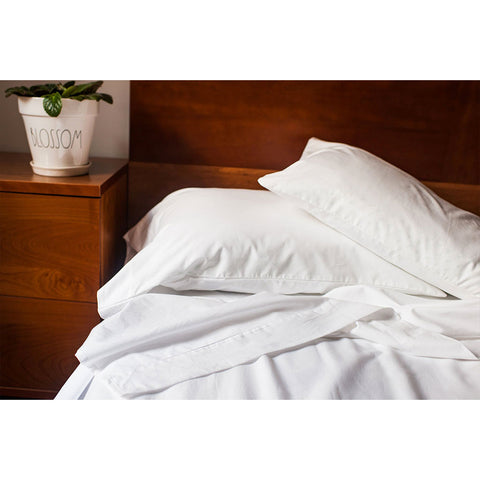 Organic Cotton Duvet Cover Set