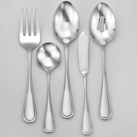Classic Rim 5 Piece Serving Set