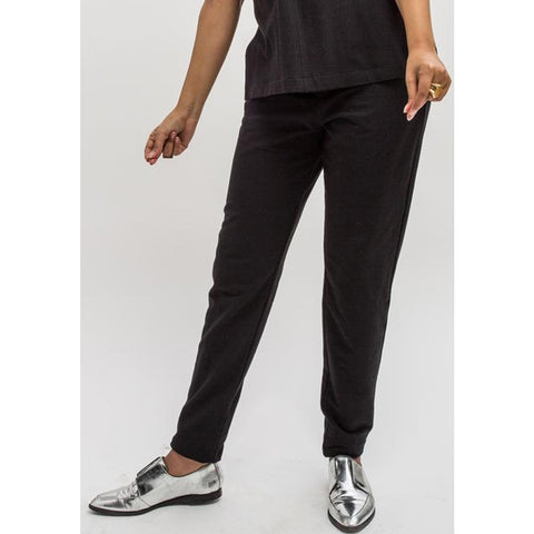 French Terry Broadway Pants