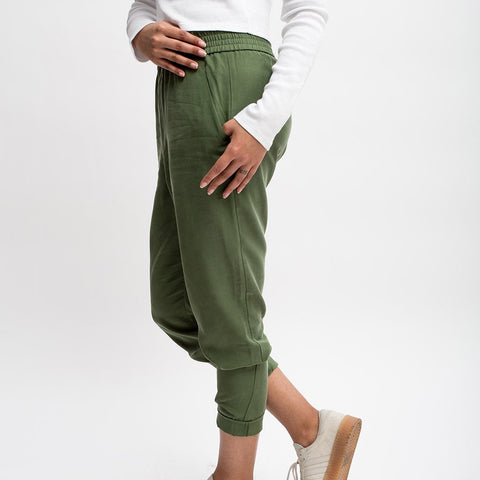 Tencel Broadway Pants
