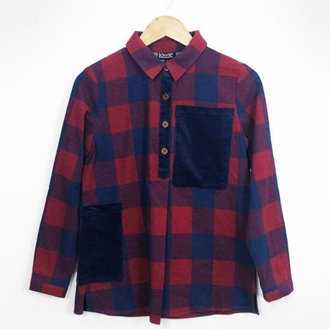Buffalo Check Worker Shirt