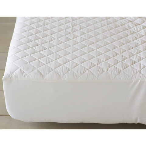 Organic Cotton Crib Mattress Pad