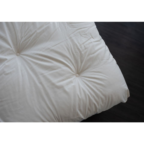 Deluxe Wool Mattress Topper