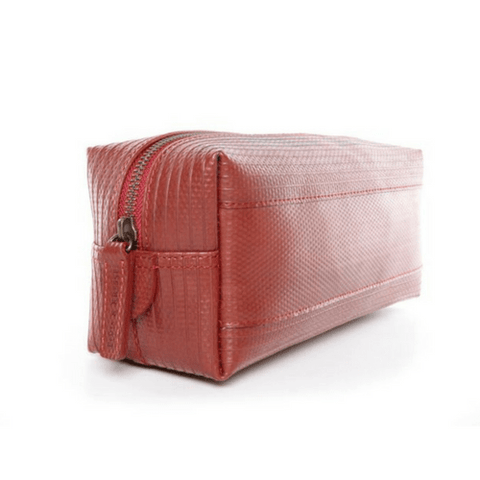 Upcycled Fire Hose Wash Bag - BuyMeOnce Direct - BuyMeOnce UK