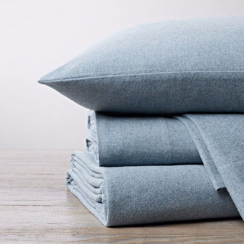 Cloud Brushed Organic Flannel Pillowcases