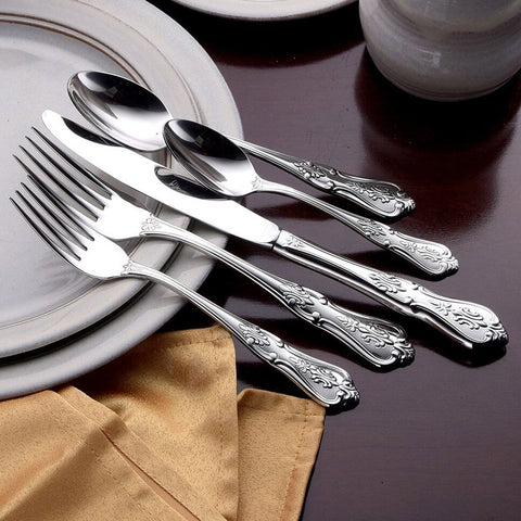 Kensington 45 Piece Flatware Set