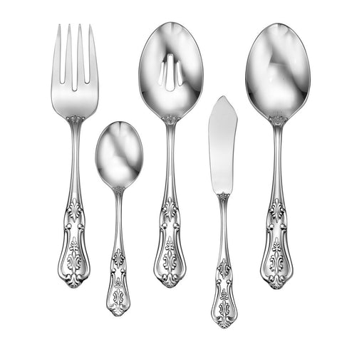 Kensington 5 Piece Serving Set