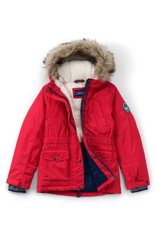 School Uniform Girls' Expedition Parka