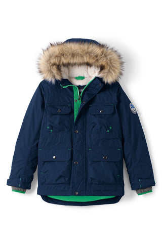 School Uniform Boys' Expedition Parka