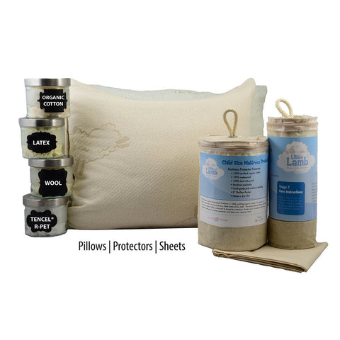 Kids' Sustainable Tencel Blend Pillow