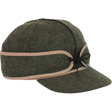The Mackinaw Cap