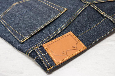 Blackhorse Lane Men's NW1 Relaxed Straight Jean, 14oz Japanese Selvedge | BuyMeOnce
