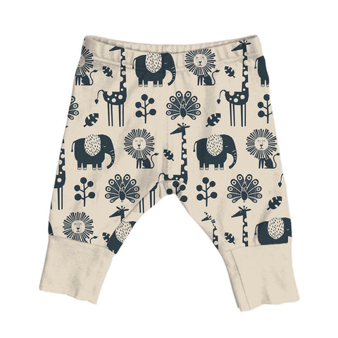 Growth Spurt Bundle Organic Cotton Baby Leggings