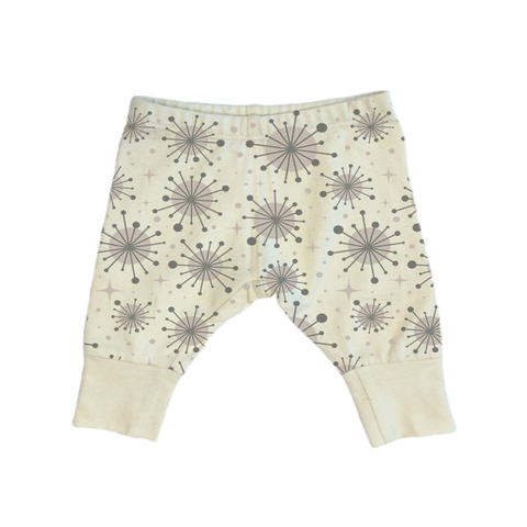 On The Go Organic Cotton Baby Leggings - Kupla