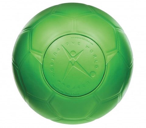 One World Soccer Ball, Green