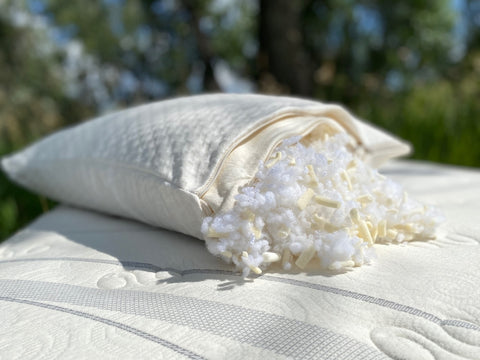 Mixed Fiber Sustainable Pillow