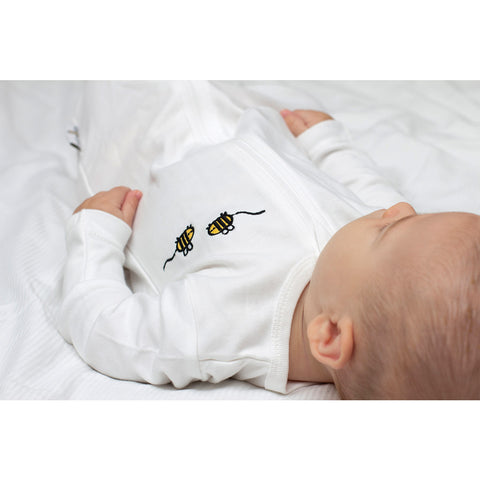 Organic Baby Cotton Sleepsuit