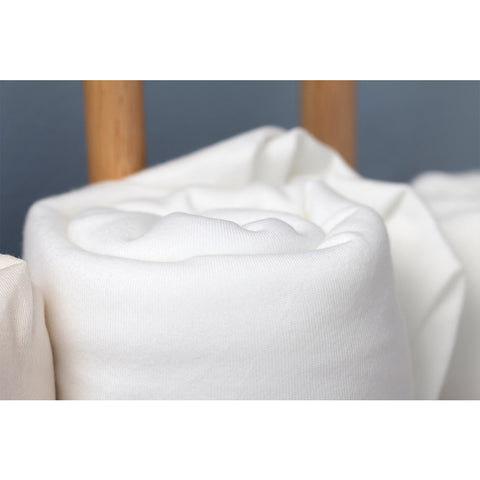 Organic Cotton Crib Fitted Sheet
