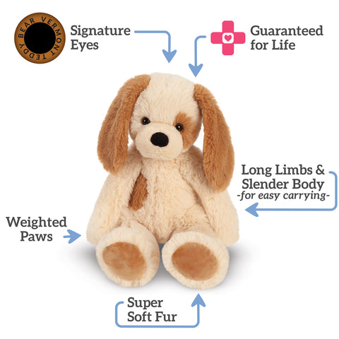 Plush Toy Puppy