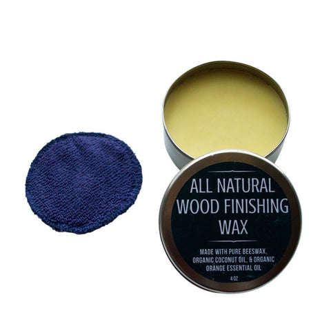 Wood Finishing Wax