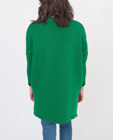 Adrian Cotton Oversized Sweater