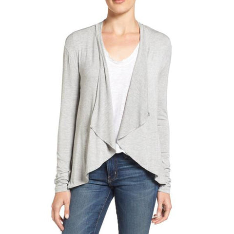 Michaela Stretch Modal Cardigan